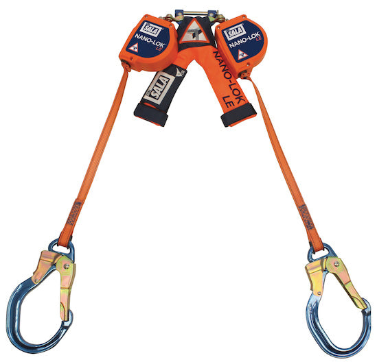 Nano-Lok Edge Double Webbing Scaff Hook 310640