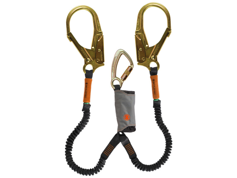 SKYSAFE Pro Flex Y with Steel Scaffold Hooks L-AUS-0562-1.8 Trilock