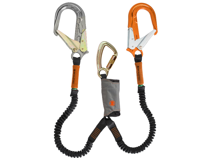 SKYSAFE Pro Flex Y with Alloy Scaffold Hooks