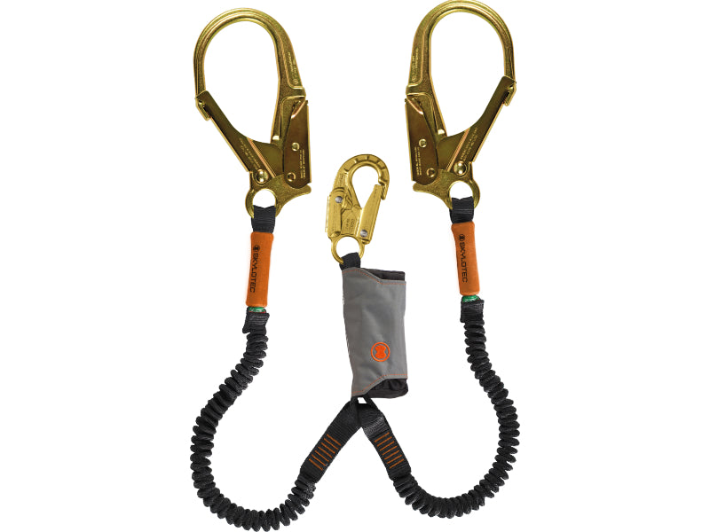 SKYSAFE Pro Flex Y with Steel Scaffold Hooks L-AUS-0595-1.8 DA Hook