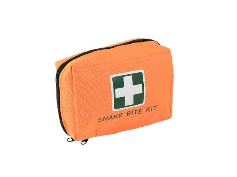 Snake Bite Emergency First Aid Kit - Orange