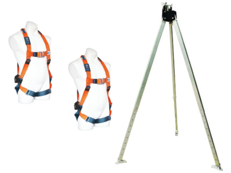 SPANSET Tripod and Harness Kit