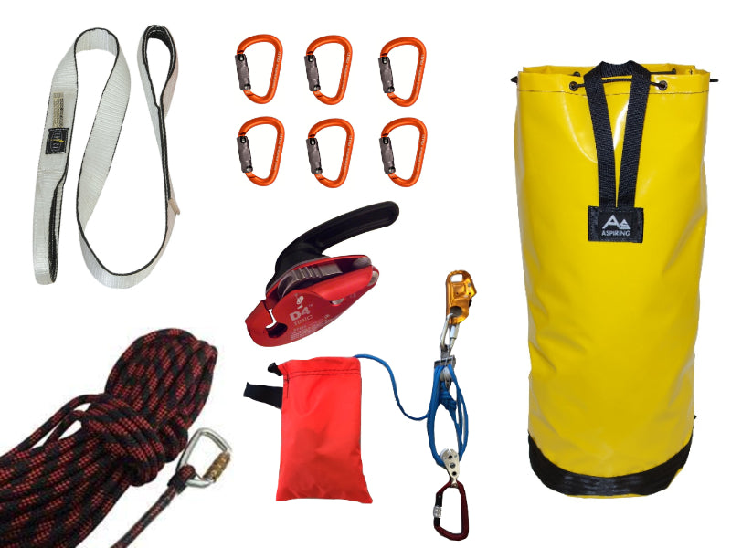 Tower Rescue Kit - Basic 50 metre