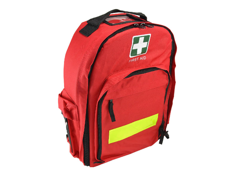 Trauma Major Emergency First Aid Kit - Back Pack