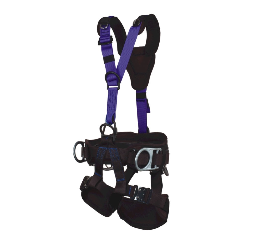 YATES RTR Tower Access Harness