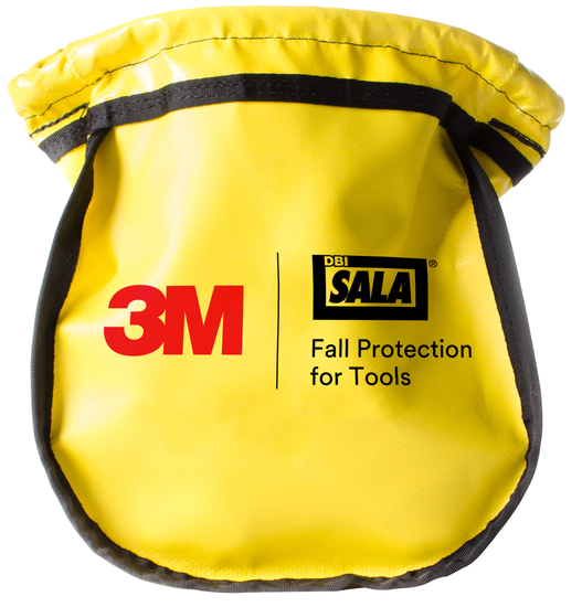 PYTHON SAFETY Small Parts Pouch Yellow