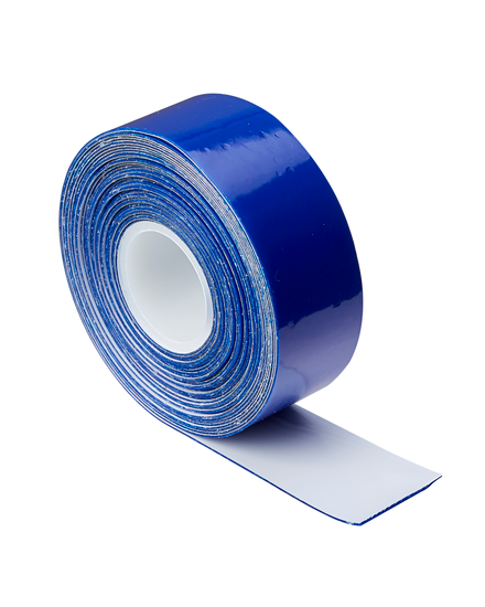 PYTHON SAFETY Quick Wrap Tape Blue 25 mm x 5.4 m