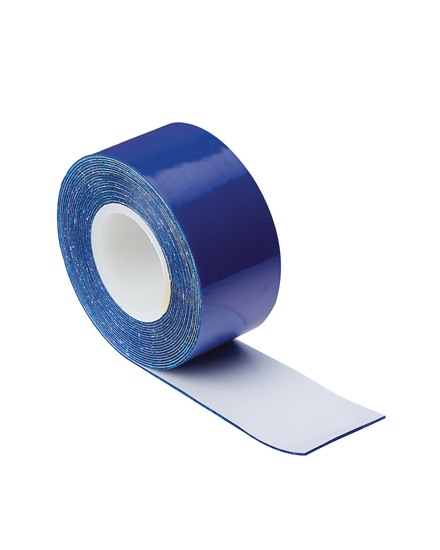 PYTHON SAFETY Quick Wrap Tape Blue 25 mm x 2.7 m