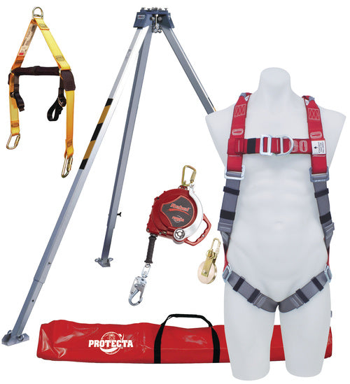 PROTECTA Tripod and Retrieval Winch Kit