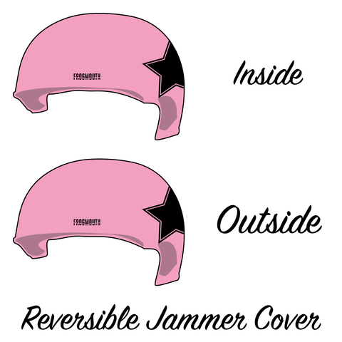 Perfect Jammer Helmet Cover - Frogmouth