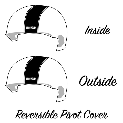 Perfect Roller Derby Armbands and Helmet Covers – Frogmouth