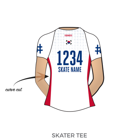 Team Korea  2018 World Cup Jersey (White). Images   1   2   3   4   5 ... 37993eaa7