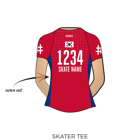 Team Korea  2018 World Cup Jersey (Red) – Frogmouth 60735a40a