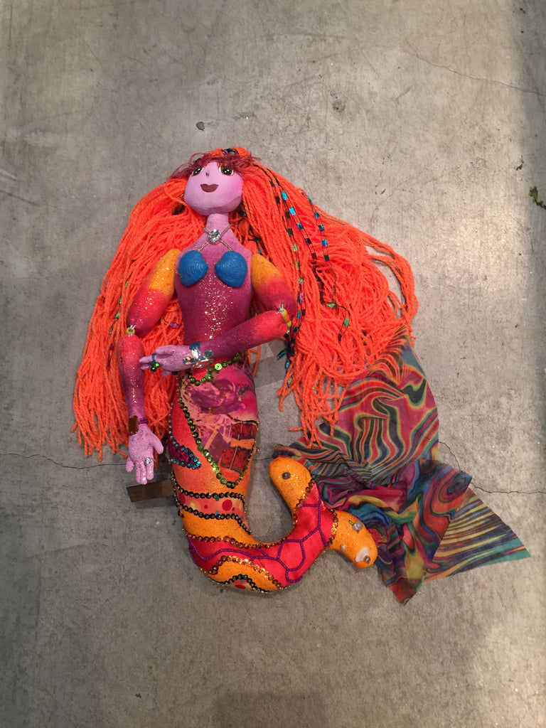 Original Friend Mermaid Doll