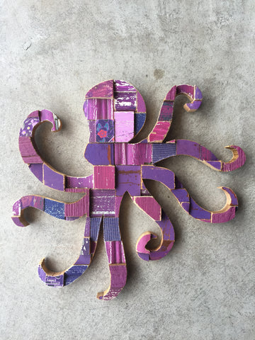 BlocArt Octopus