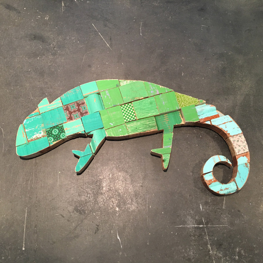 BlocArt Lizard