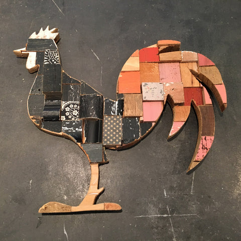 BlocArt Rooster