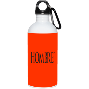 HOMBRE® 20 oz. Stainless Steel Water Bottle