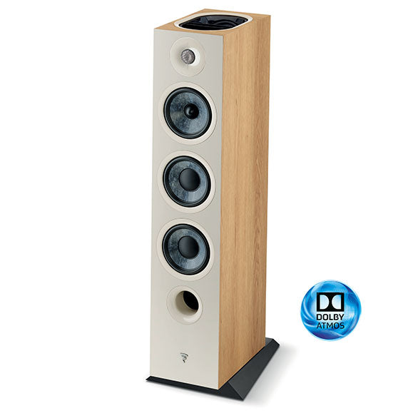 Focal Chora 826-D Dolby Atmos Floorstanding Speakers