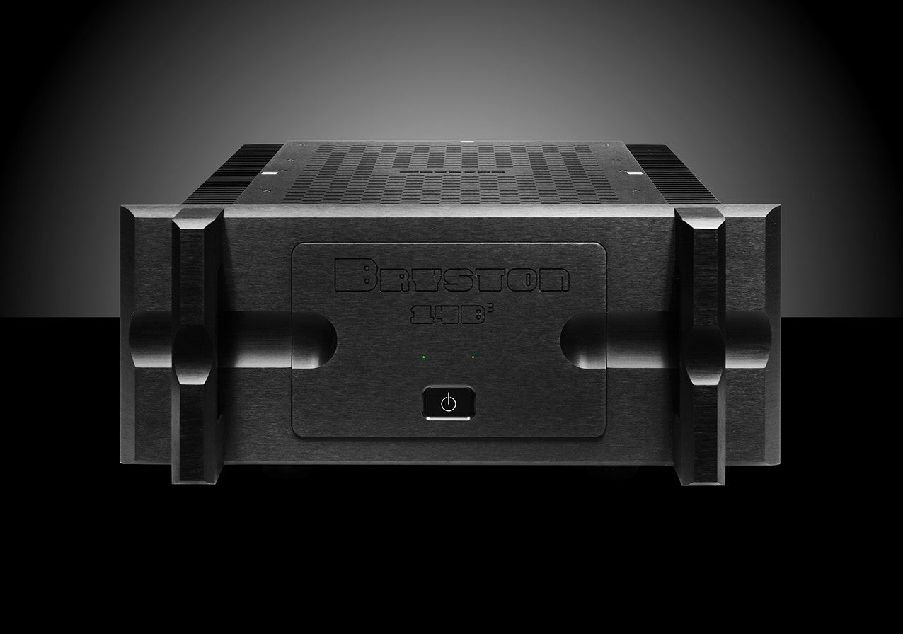 Bryston 14B³ Cubed 600W x 2 Power Amplifier