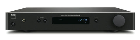 NAD C338 Hybrid Digital DAC Amplifier