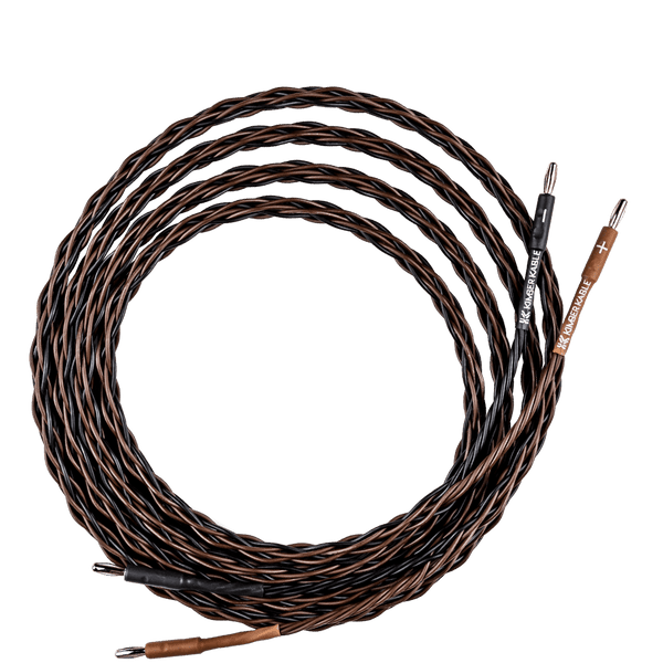 Kimber Kable PR Series Factory Terminated Speaker WIre