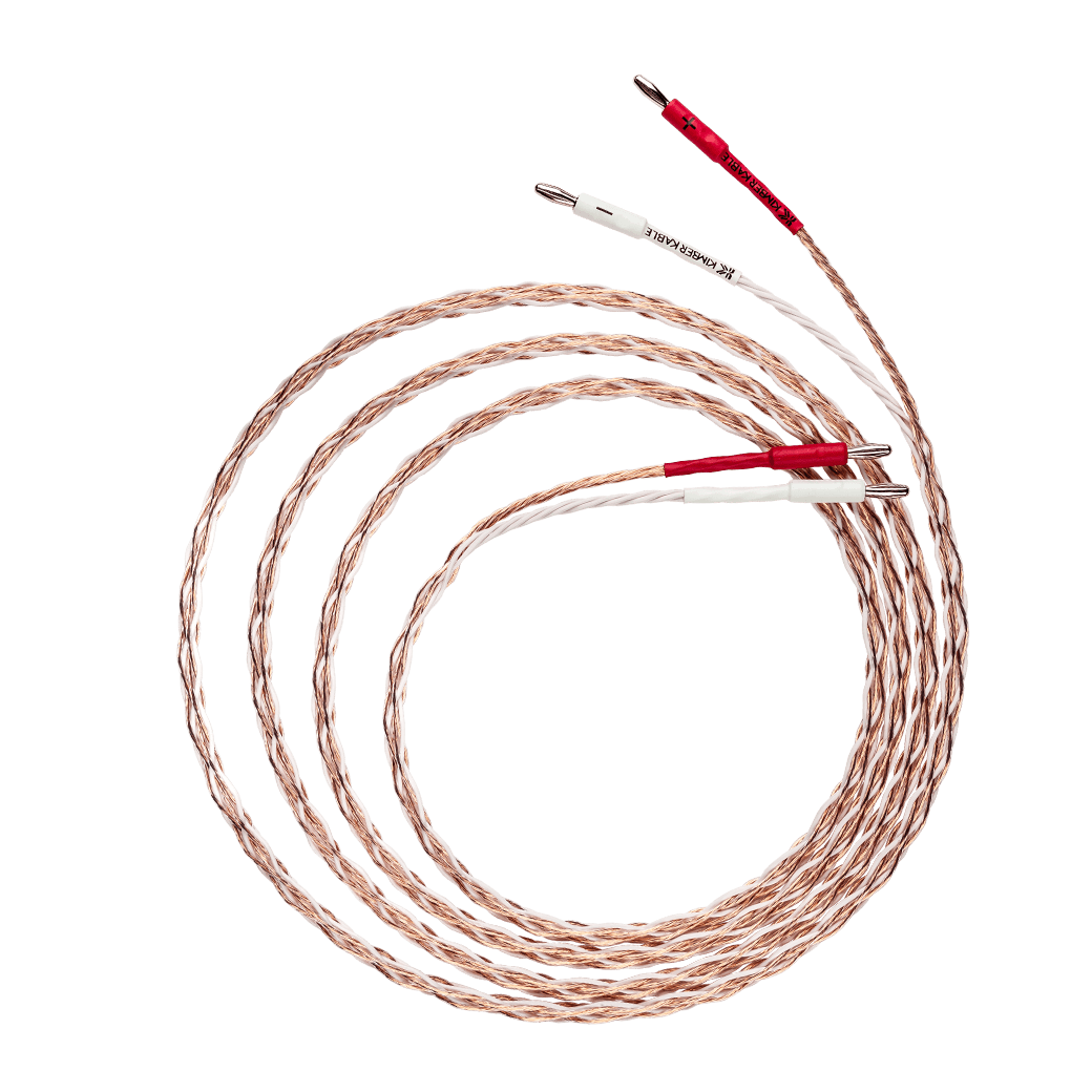 Kimber Kable TC Series Factory Terminated Speaker Wire