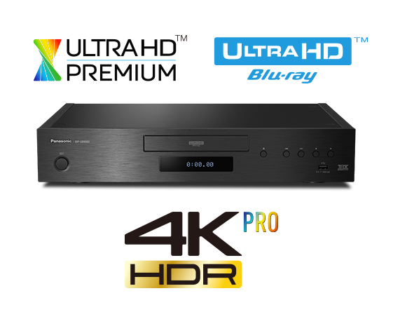 Panasonic DP-UB9000 4K Blu-Ray Player