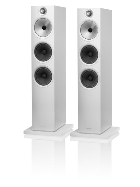 Bowers & Wilkins 603 Anniversary Edition Floor Standing Speakers