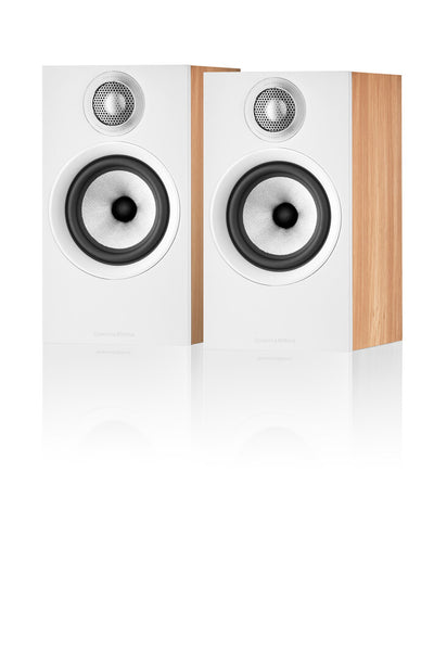 Bowers & Wilkins 607 Anniversary Edition Stand Mount Speakers