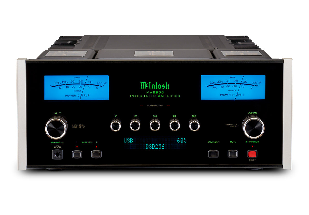 McIntosh MA8900 Stereo Integrated Amp