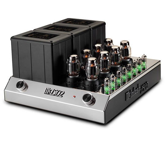 McIntosh MC1502 Stereo Vacuum Tube Amplifier