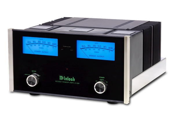McIntosh MC302 Stereo Amplifier