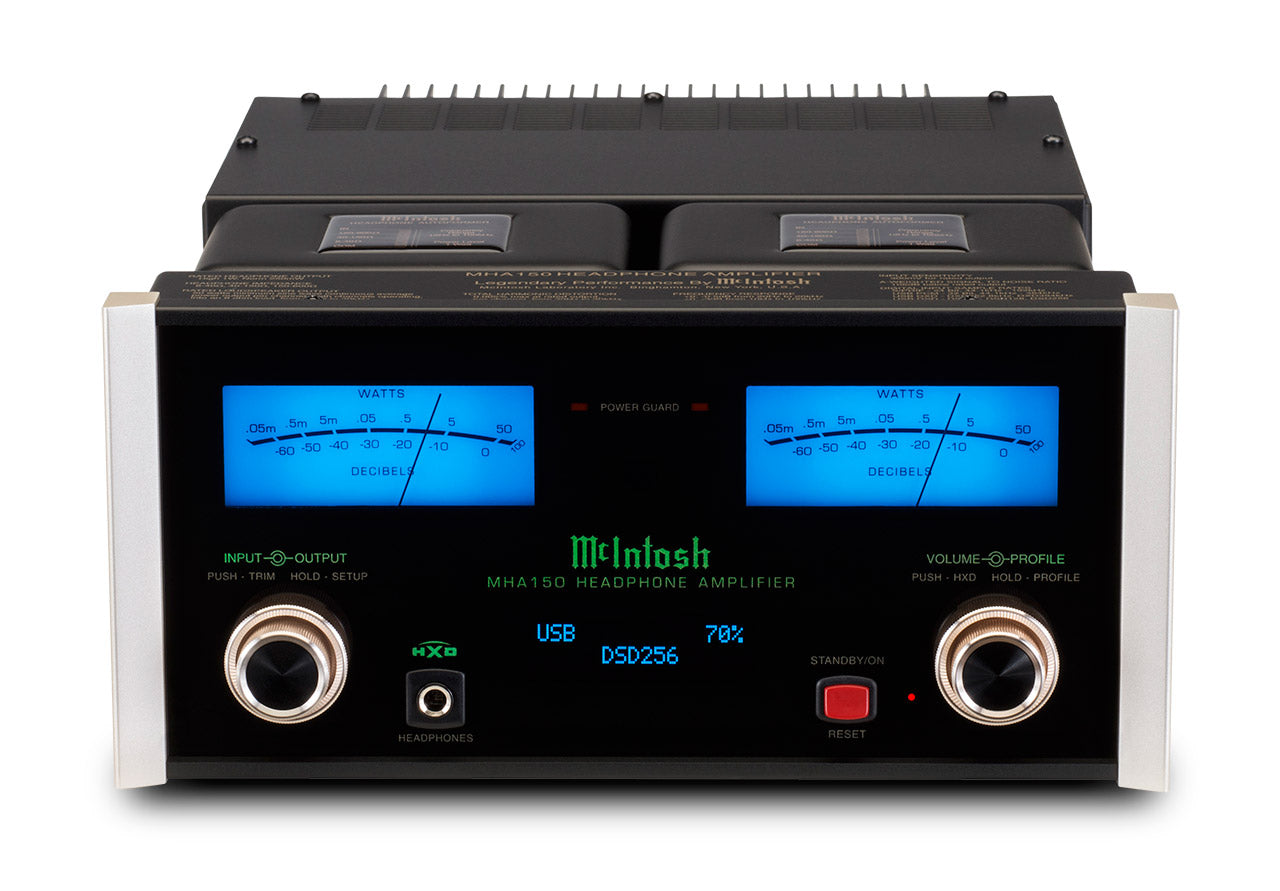 McIntosh MHA150 Headphone Amplifier - Demo Clearance Sale
