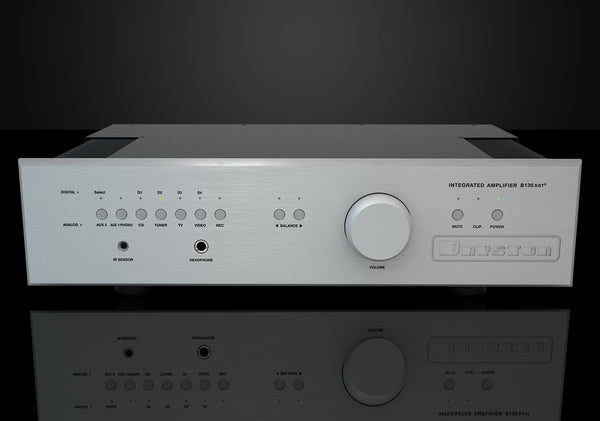 Bryston B-135 Cubed 135 Watt Integrated Amplifier