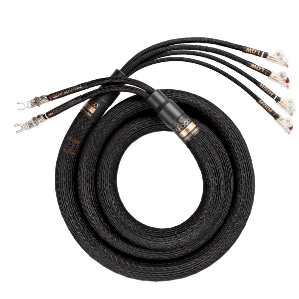 Kimber Kable BiFocal-XL Bi-Wired Loudspeaker Cables