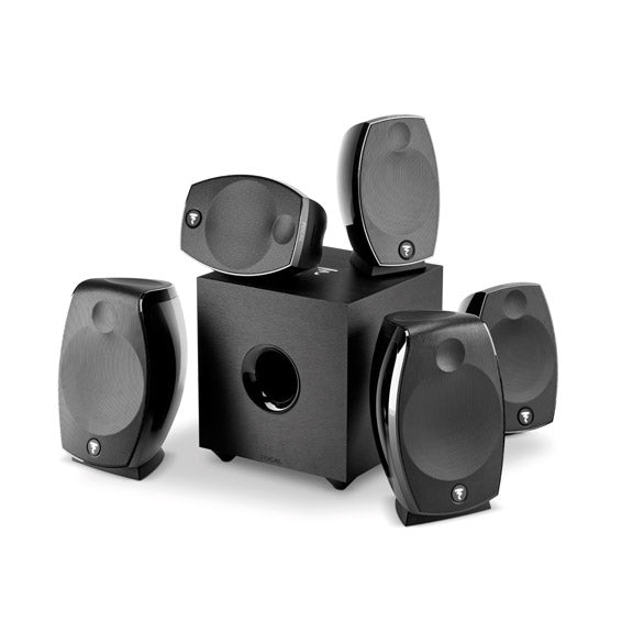 Focal Sib Evo Atmos 5.1.2 Home Theater Speakers