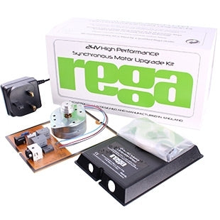 Rega 24V Upgrade Kit Synchronous AC Motor Assemply