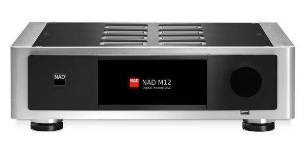 NAD M12 Digital Pre-Amplifier w/DAC