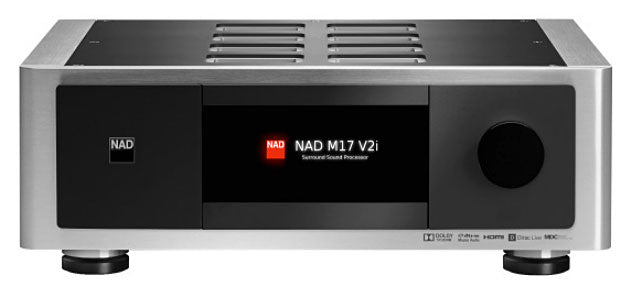 NAD M17 V2i Master Series Surround Sound Preamp Processor