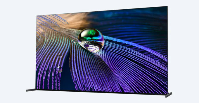 "Sony A90J Bravia XR Masters Series 4K OLED TV (55"", 65"", and 83"")"