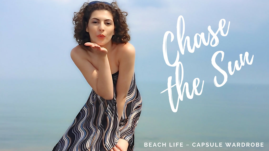 Diane Kroe Chase the Sun Capsule Collection