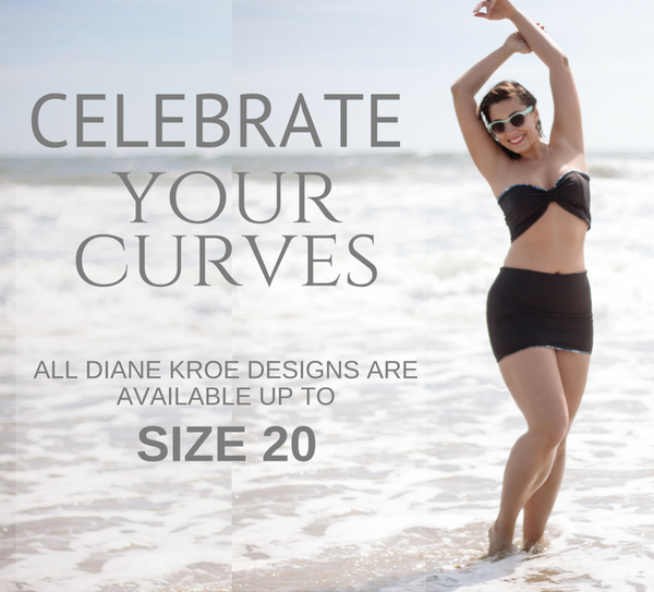 Diane Kroe Celebrate your curves