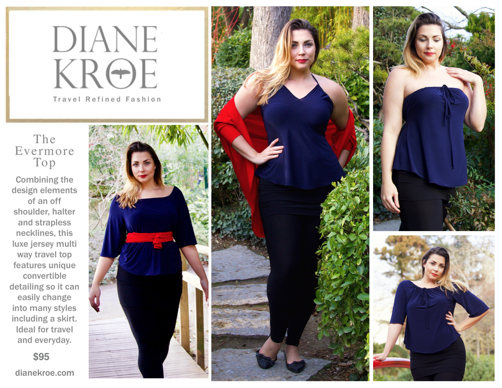 Diane Kroe Evermore Top Style guide