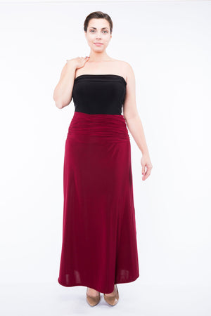 Diane Kroe Ultimate Holiday Dress - Convertible Maxi Dress maxi skirt style full size