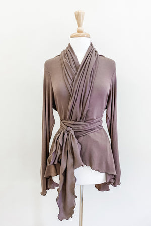 Infinity Flow Multi Way Travel Cardigan