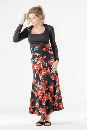 Wear-Ever Skirt Dress | Floral