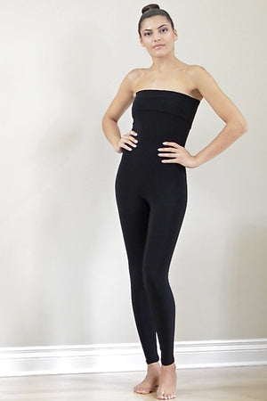 Diane Kroe Travel Tights worn one piece style