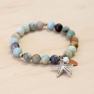 The Ellie - The Amazonite Bracelet