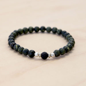 The Bentley - Semi-precious Stone Bracelet